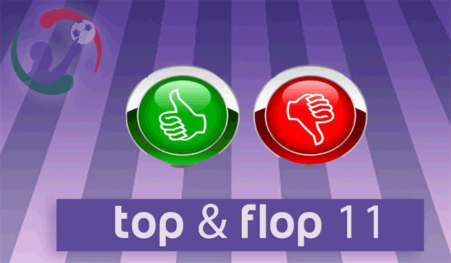 TOP&FLOP 23.A GIORNATA: SPETTACOLO JUVE, FLOP-INTER