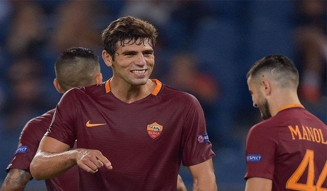 FEDERICO FAZIO: THE BIG MAN
