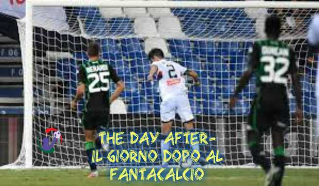 THE DAY AFTER-IL GIORNO DOPO AL FANTACALCIO
